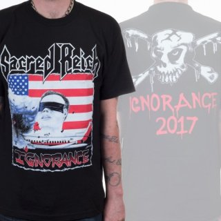 SACRED REICH 30 Years Of Ignorance, Tシャツ