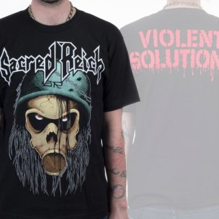 SACRED REICH Violent Solutions, Tシャツ