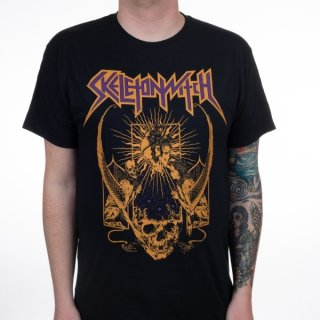 SKELETONWITCH Blackened Heart, Tシャツ