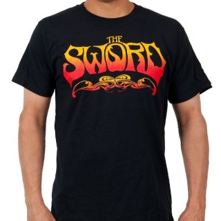 THE SWORD Fire and Ice Logo/Fire, Tシャツ