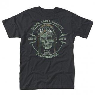 BLACK LABEL SOCIETY Doom Trooper, Tシャツ