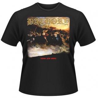 BATHORY Blood Fire Death, Tシャツ