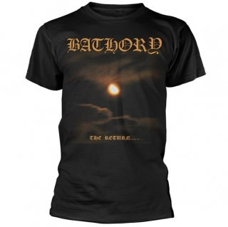 BATHORY The Return... 2017, Tシャツ
