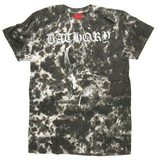 BATHORY Goat (TIE DYE), Tシャツ