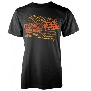 CHEAP TRICK Squiggle, Tシャツ