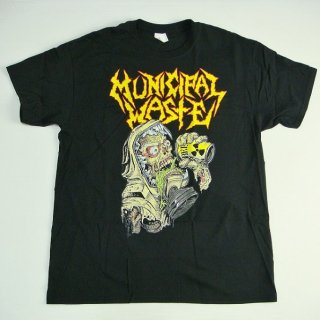 MUNICIPAL WASTE Beer Nuke Logo, Tシャツ