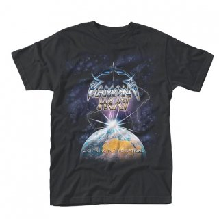 DIAMOND HEAD Lightning, Tシャツ