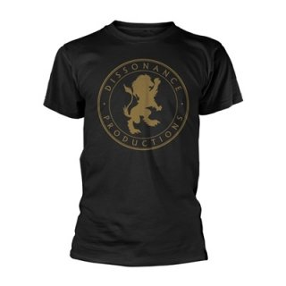 DISSONANCE PRODUCTIONS Logo, Tシャツ