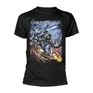 DISTURBED The End, Tシャツ