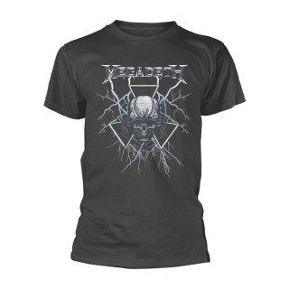 MEGADETH Elec Vic, Tシャツ