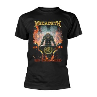 MEGADETH New World Order, Tシャツ