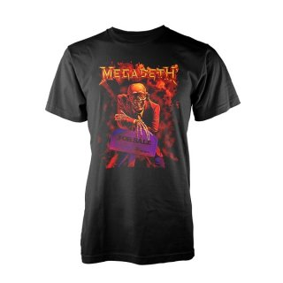 MEGADETH Peace Sells, Tシャツ