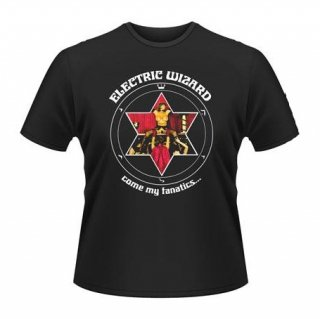 ELECTRIC WIZARD Come My Fanatics..., Tシャツ