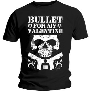 BULLET FOR MY VALENTINE Bullet Club, Tシャツ