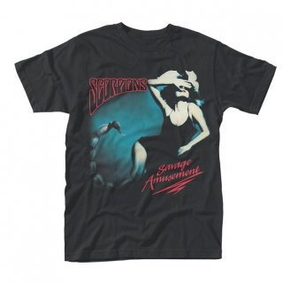 SCORPIONS Savage Amusement, Tシャツ