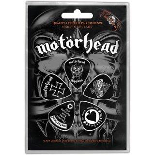 MOTORHEAD England, ギターピック(5枚セット)