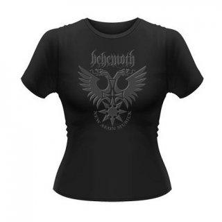 BEHEMOTH Logo, レディースTシャツ