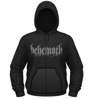 BEHEMOTH Logo, Zip-Upパーカー