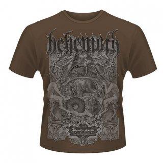 BEHEMOTH Leviathan, Tシャツ