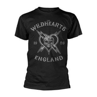 THE WILDHEARTS England 1989, Tシャツ
