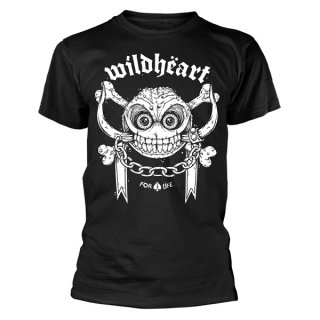 THE WILDHEARTS For Life, Tシャツ