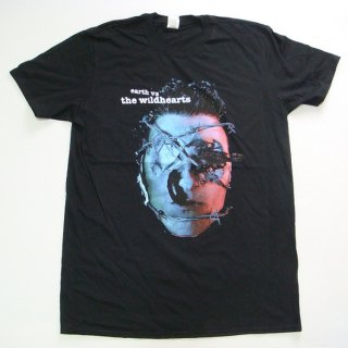 THE WILDHEARTS Earth Vs The Wildhearts, Tシャツ