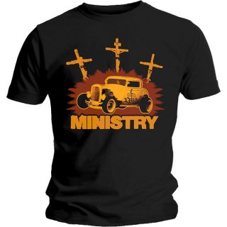 MINISTRY Hot Rod (Ex Tour tee), Tシャツ