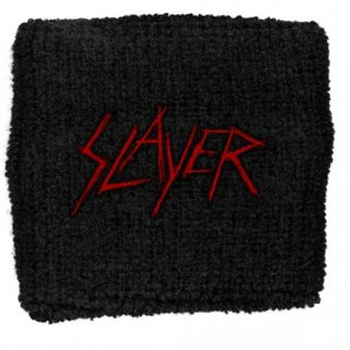 SLAYER Scratched Logo, リストバンド