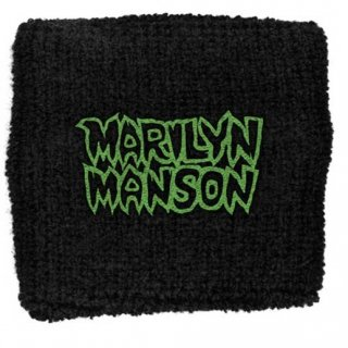 MARILYN MANSON Logo, リストバンド