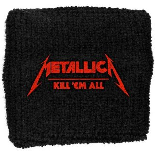METALLICA Kill 'em All, リストバンド
