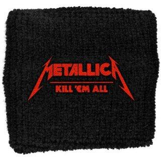 METALLICA Kill 'em All, リストバンド