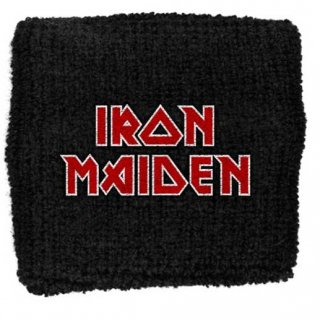IRON MAIDEN The Final Frontier Logo, リストバンド