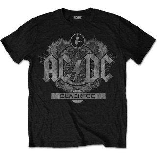 AC/DC Black Ice/Ro, Tシャツ