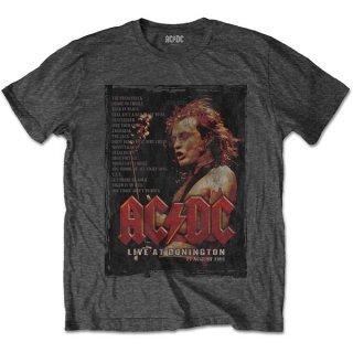AC/DC Donington Set, Tシャツ