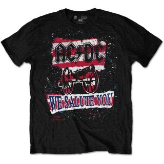 AC/DC We Salute You Stripe, Tシャツ