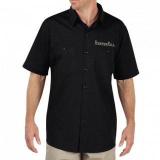 HAMMERFALL Hammer Shield, ワークシャツ