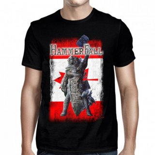 HAMMERFALL Rebuilt To Tour Canada, Tシャツ