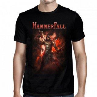 HAMMERFALL Win Or Die Black, Tシャツ