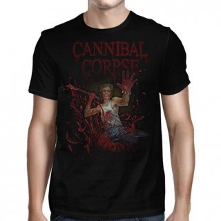 CANNIBAL CORPSE Red Before Black Dates Fall 2017 Tour, Tシャツ