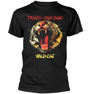 TYGERS OF PAN TANG Wild Cat, Tシャツ