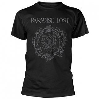PARADISE LOST Crown Of Thorns, Tシャツ