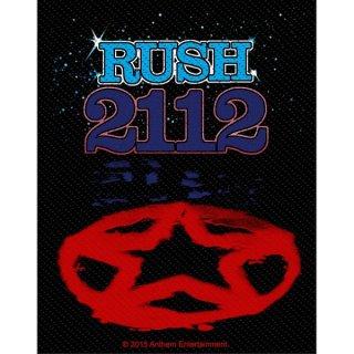 RUSH 2112, パッチ