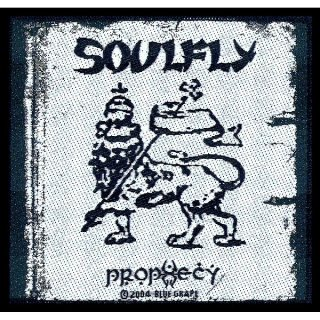 SOULFLY Prophecy, パッチ
