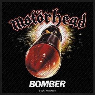 MOTORHEAD Bomber, パッチ