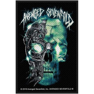AVENGED SEVENFOLD Biomechanical, パッチ
