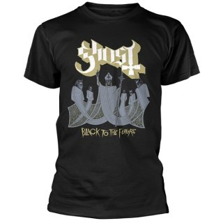 GHOST Black To The Future, Tシャツ