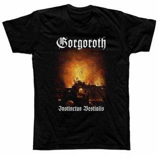 GORGOROTH Instinctus Bestialis 2, Tシャツ