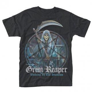 GRIM REAPER Walking In The Shadows, Tシャツ