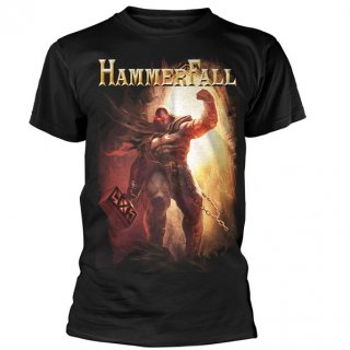 HAMMERFALL Dethrone And Defy, Tシャツ