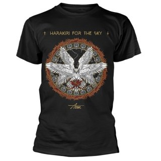 HARAKIRI FOR THE SKY Fire Owl, Tシャツ
